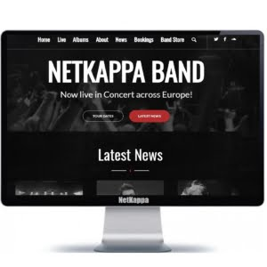 netkappa-band-project